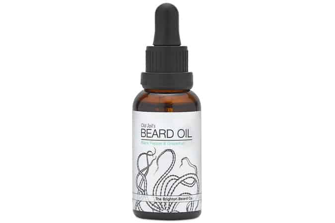 Old Joll's Black Pepper & Grapefruit Beard Oil