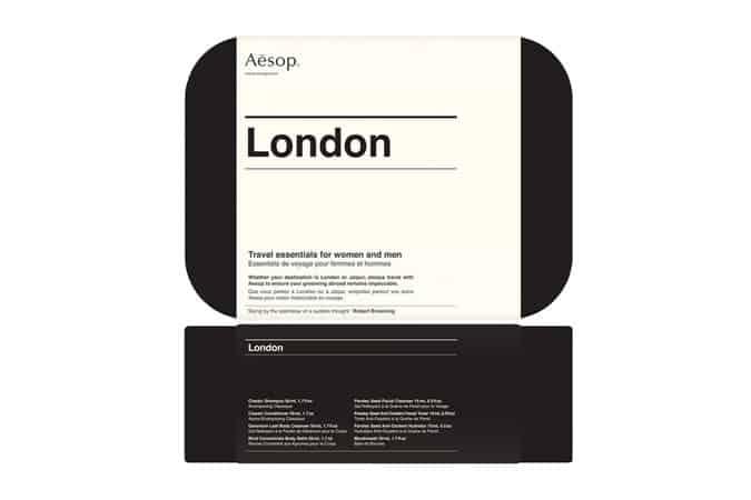 Kit de voyage Aesop London