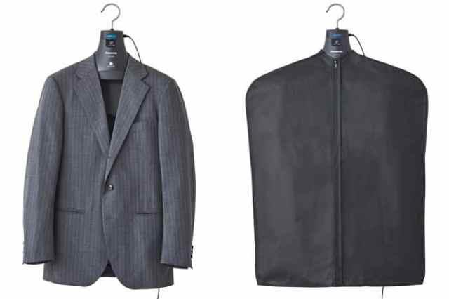 deodorising clothes hanger