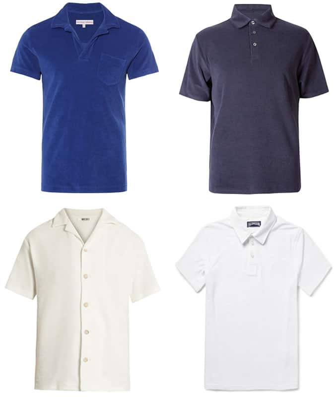 meilleures chemises éponge éponge