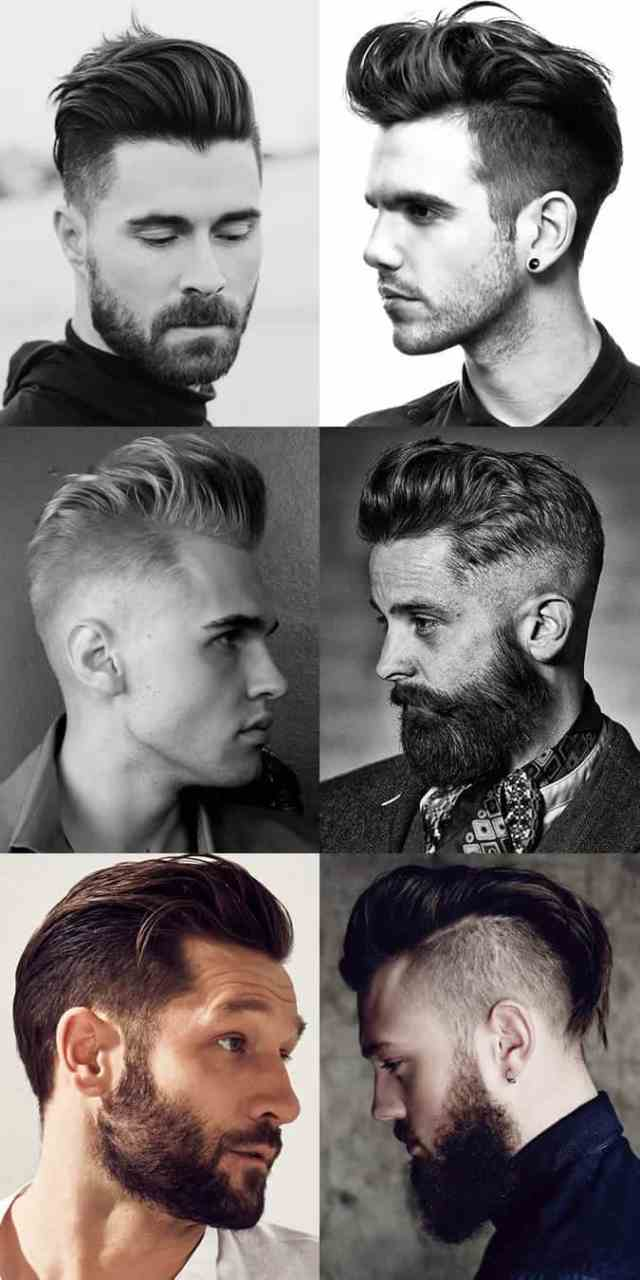 the pompadour haircut: what it is & how to style it