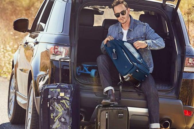 Le guide de l'homme élégant pour les bagages
