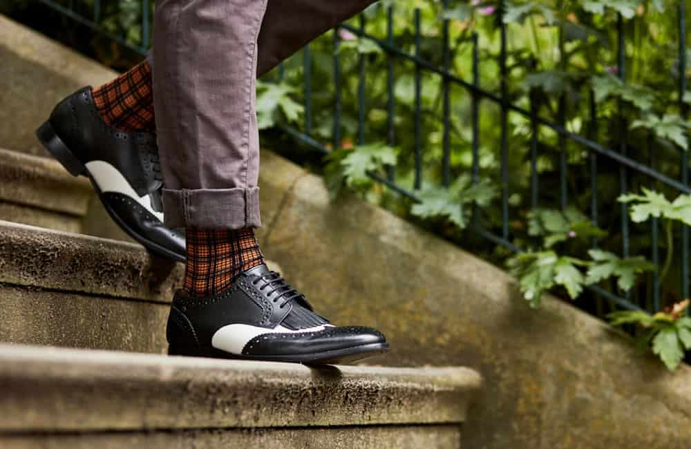 Base London AW17 Chaussures formelles Styles clés