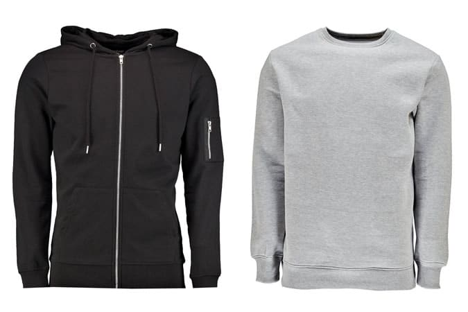 Sweatshirts BoohooMan Basic pour homme