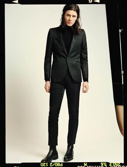Lookbook James Bay x Topman Collection Homme