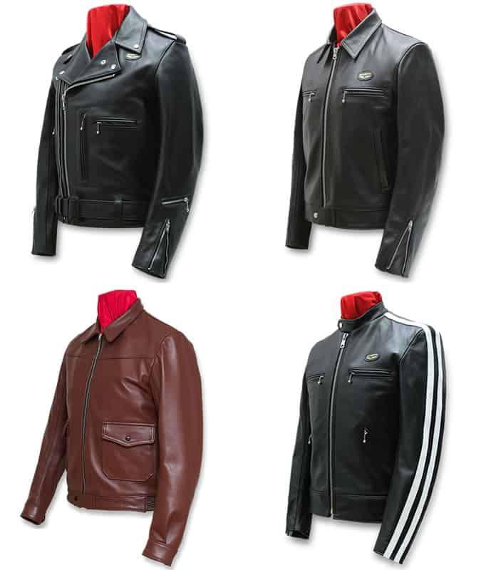 Les meilleures vestes de motard Lewis Leathers pour hommes