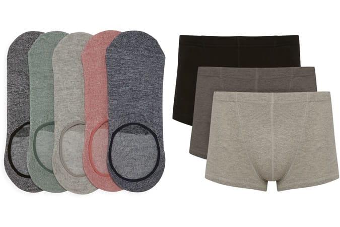 Chaussettes et sous-vêtements de base pour hommes - Primark