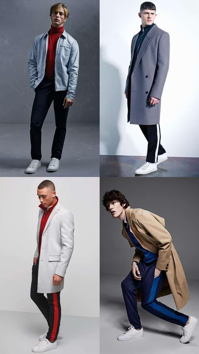 Comment porter la tendance sportswear mode homme des années 90