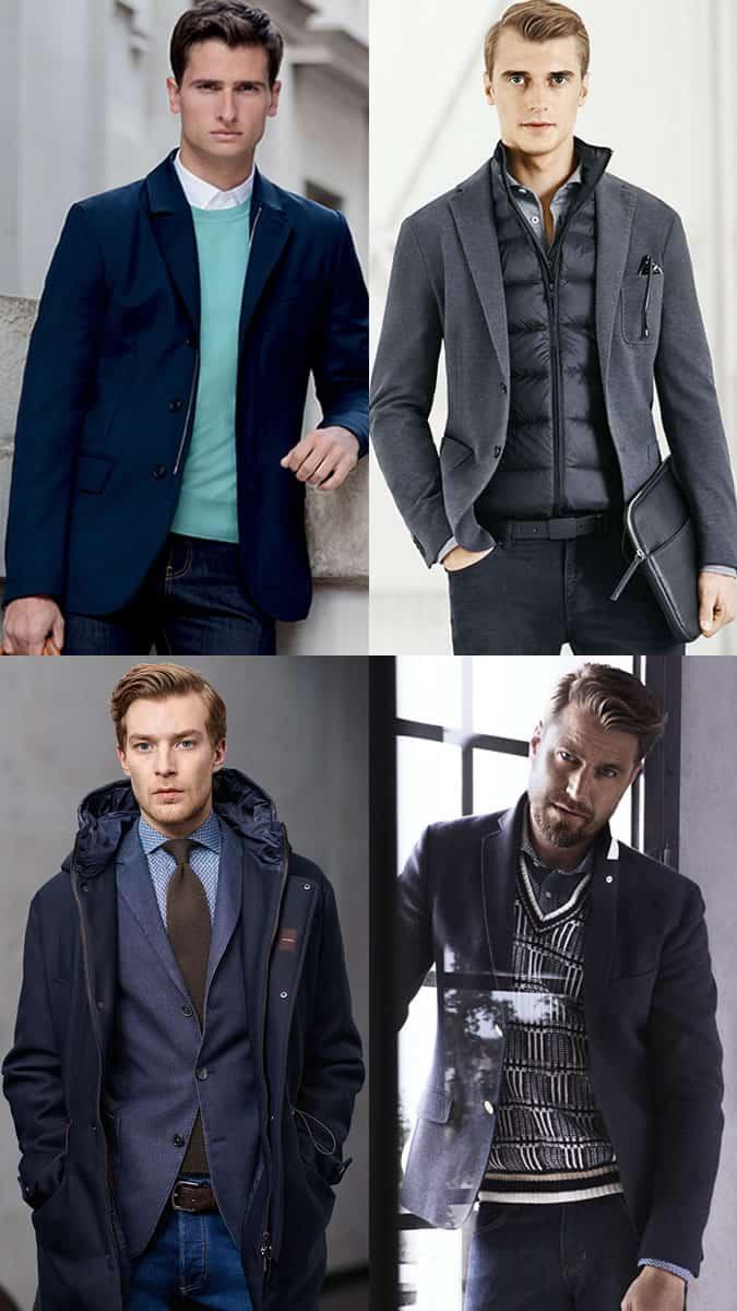 Comment porter le blazer non structuré