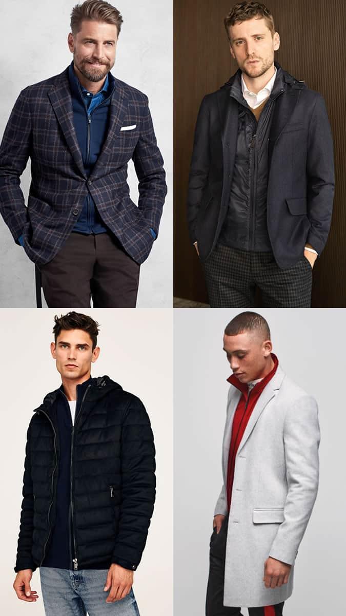 Comment porter une veste de survêtement / un haut