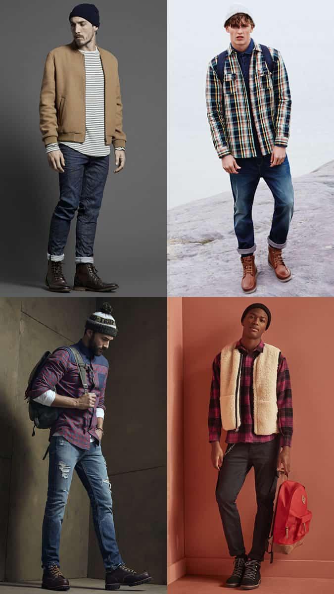 les meilleurs accessoires de vêtements de travail pour hommes