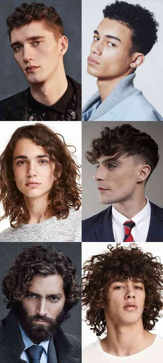 dealing with men's thick, wavy & unruly hair   fashionbeans
