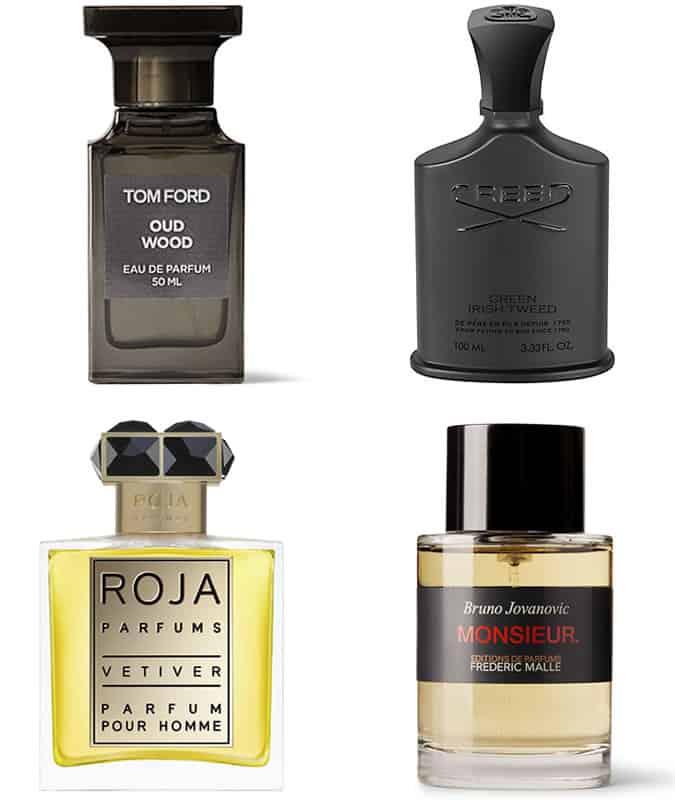 Les meilleurs parfums pour hommes dans la quarantaine