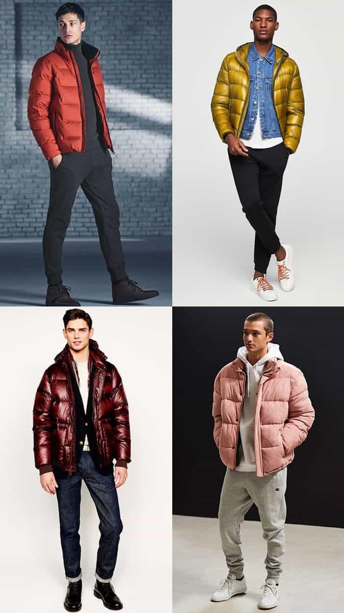 comment porter des vestes matelassées