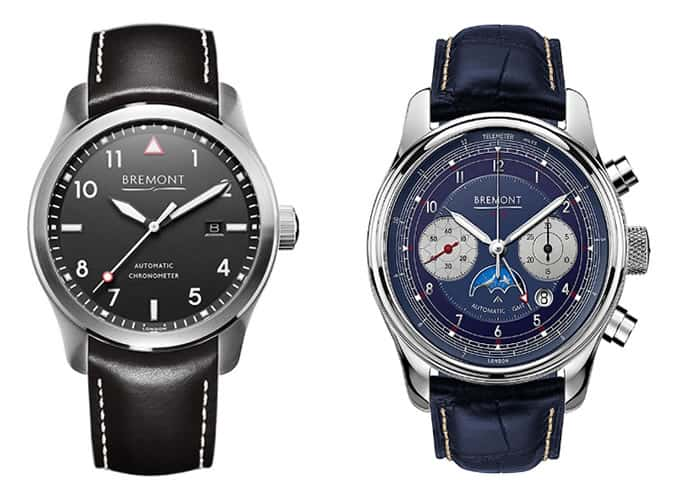 the best Bremont watches for men