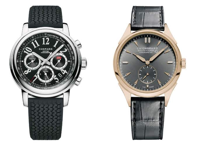 the best Chopard watches for men