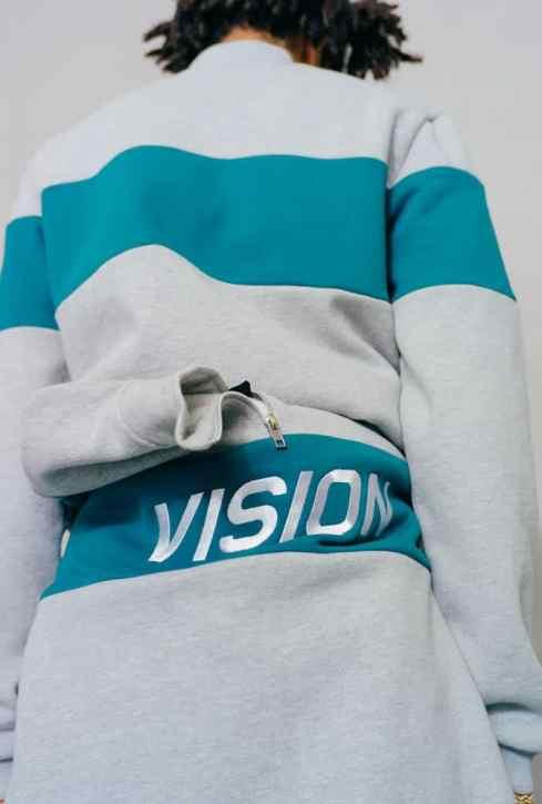 Vision Streetwear se lance chez Topman