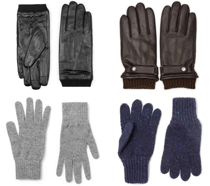les meilleurs gants pour hommes
