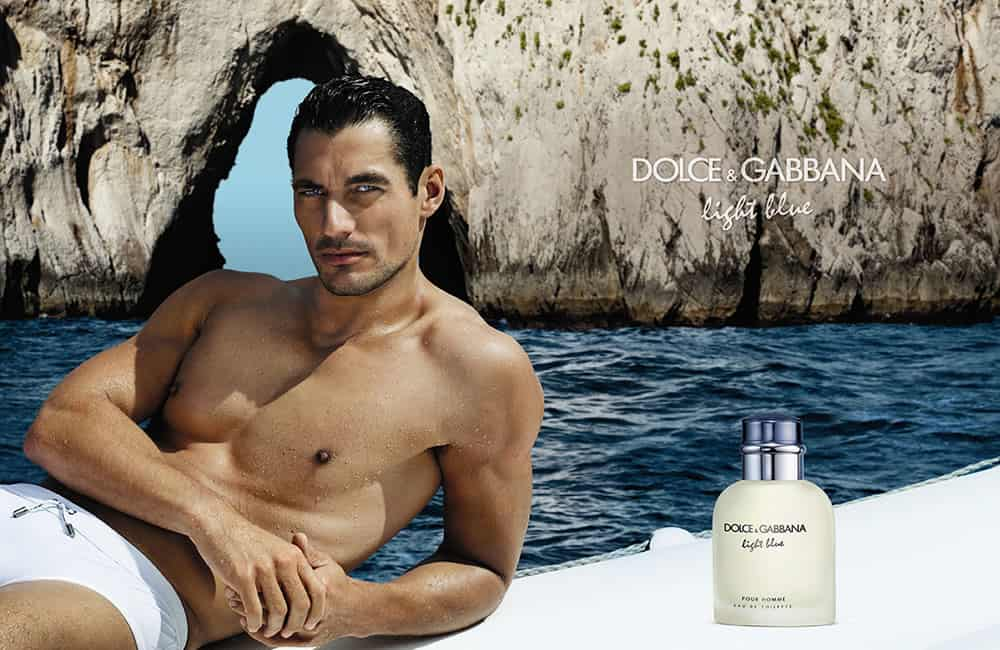 David Gandy Advertising Campaign For Dolce And Gabbana