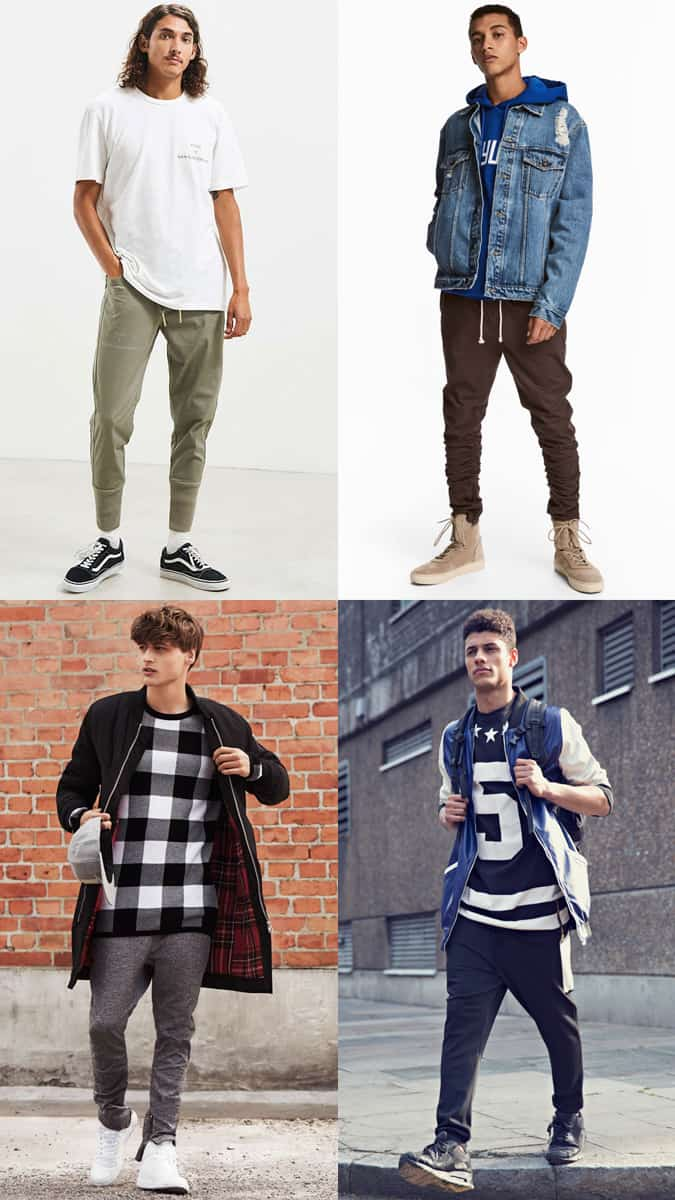 How To Wear Joggers Without Looking Sloppy Fashionbeans
