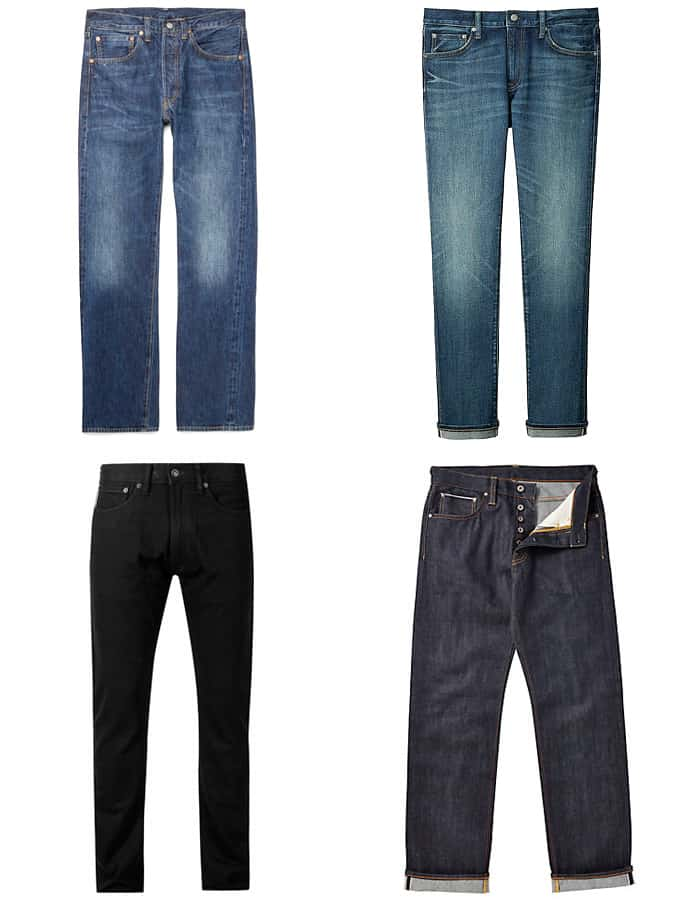les meilleurs jeans de qualité que vous pouvez acheter pour moins de 100 £