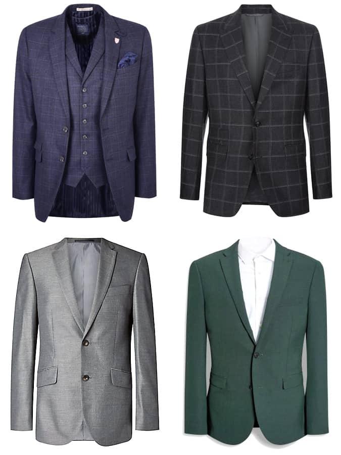 les meilleurs costumes pour hommes à 200 £