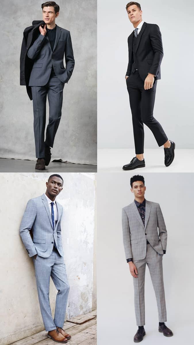 comment porter un costume à moins de 100 £
