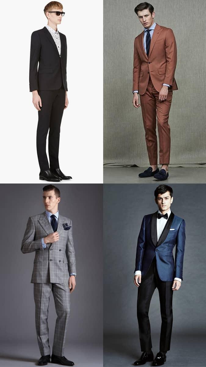 comment porter un costume qui coûte plus de 1000 £