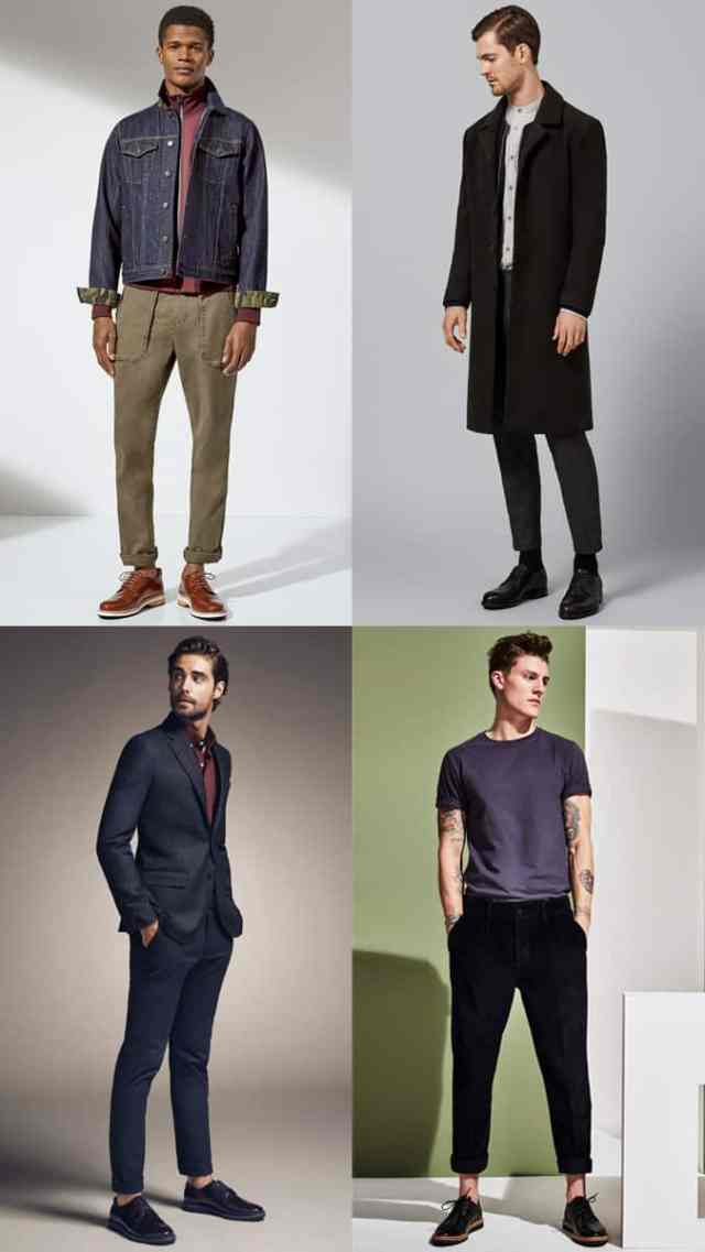 How To Wear chunky Derby Shoes