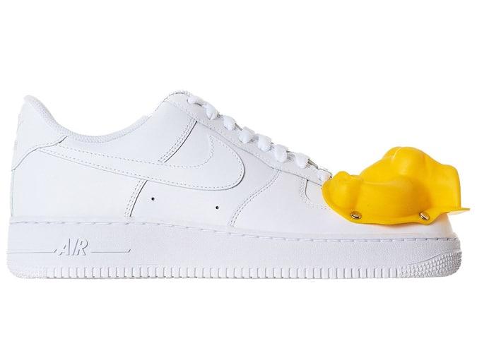 NikeLab x CDG Air Force 1