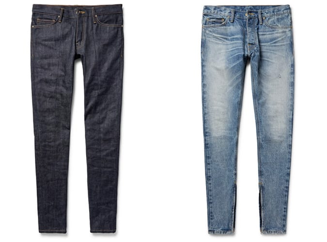 Jean skinny Fear of God pour homme