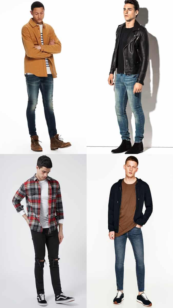 Comment porter un jean skinny pour homme