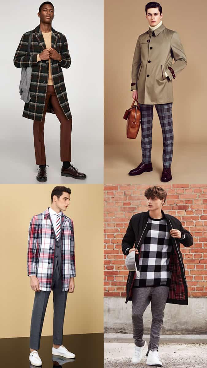 Comment porter des vêtements écossais homme