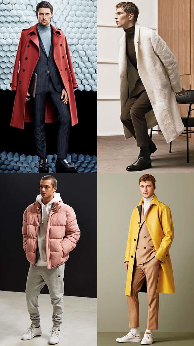 Les meilleurs manteaux de déclaration pour les hommes