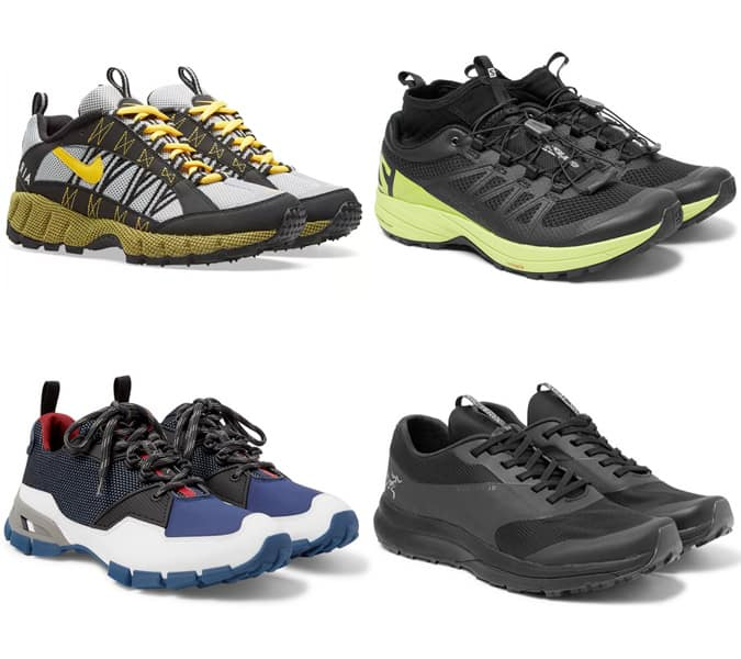 The Best Trail Running Sneakers For Men