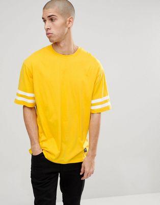 Only & Sons - T-shirt oversize avec bande sur les bras