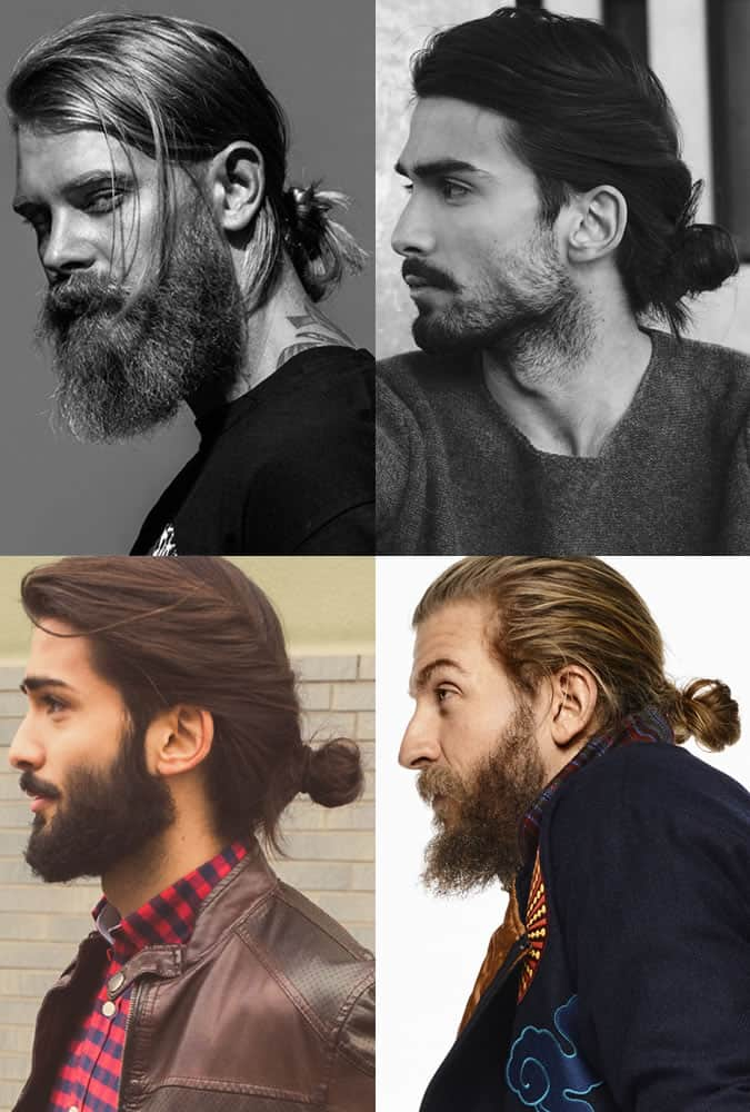 The Man Bun Guide What Is It Amp How Do You Wear It