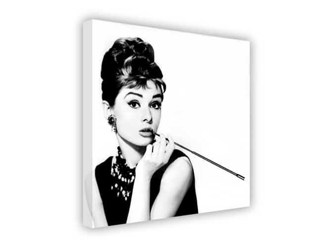 Audrey Hepburn Canvas