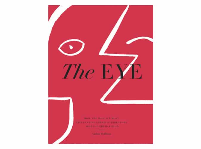 The Eye hardcover book