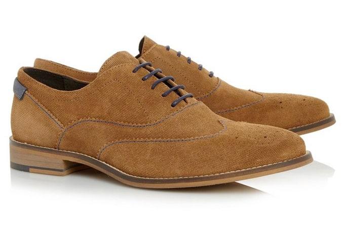 Chaussures Dune London Wingtip
