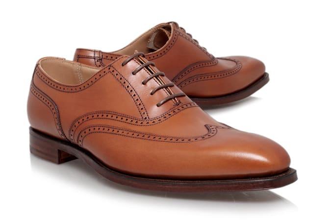 Chaussures Crockett & Jones Wingtip