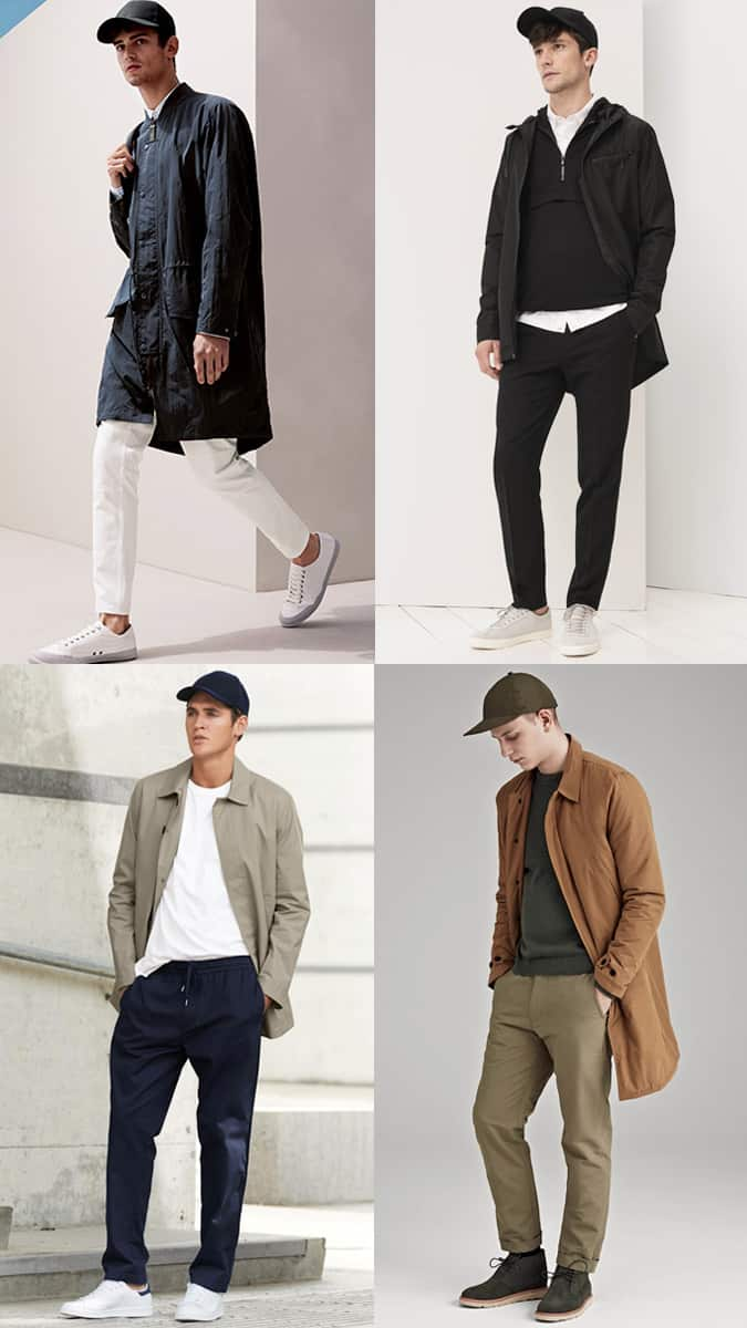 How To Wear A Cap With A Minimalist Outfit