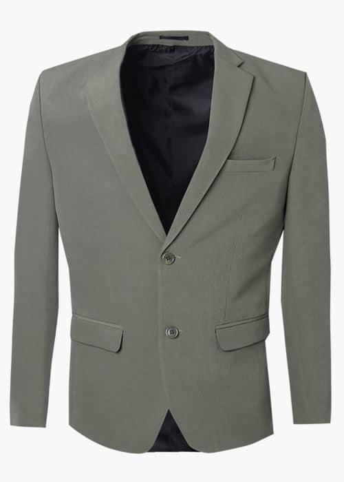 BoohooMAN Green Suit
