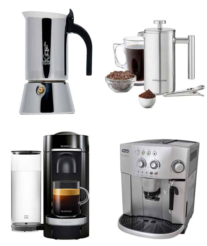 The Best Coffee Machines