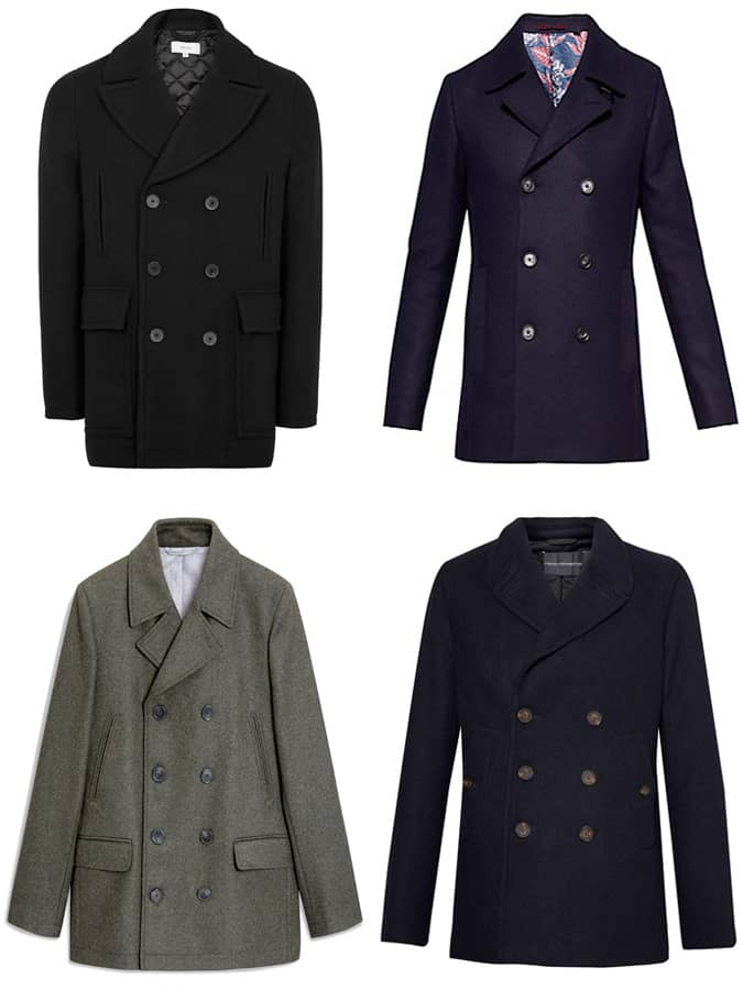 The Best Peacoats For Men
