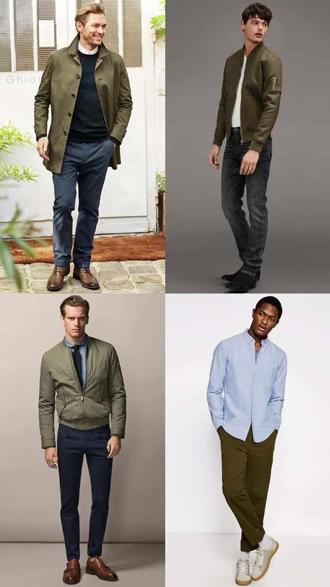 How To Wear Men's Basics