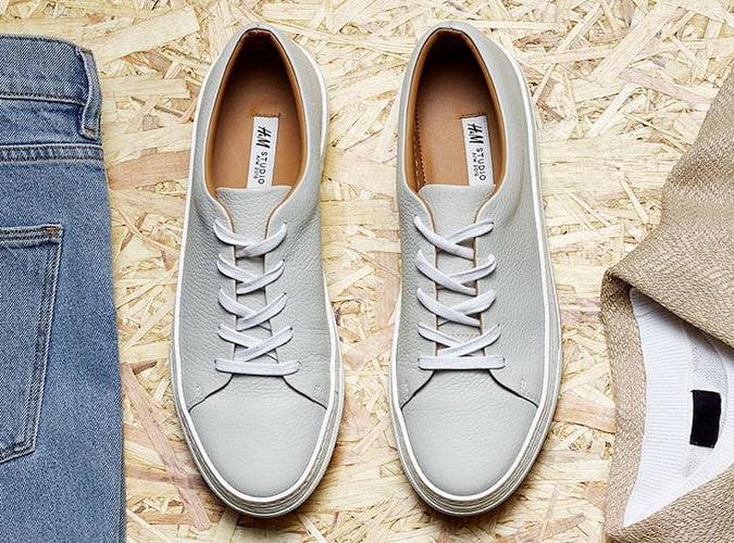 Baskets minimalistes H&M