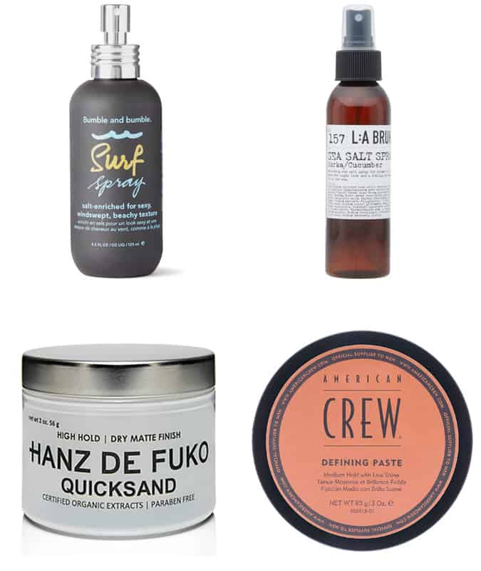 The best hair products for - Taper Fade & Short Crop