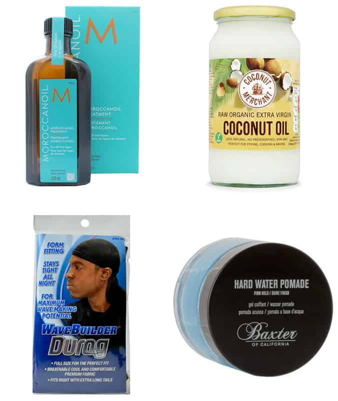 The best hair products for - Taper Fade & Short Braids