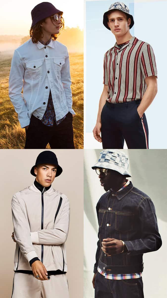 5 tendances printemps / été à porter - Chapeaux Bucket